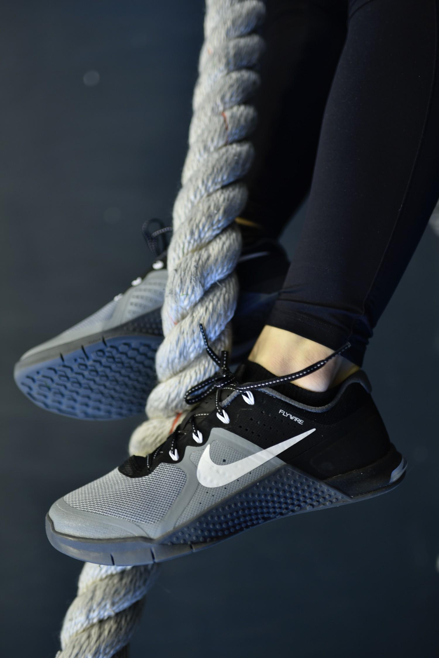 ec3b9efd5f2 Jeg har længe kigget efter nye træningssko, som var mere stabile end de  andre jeg havde. Derfor har jeg lige fået mine Nike Metcon 2 hjem.