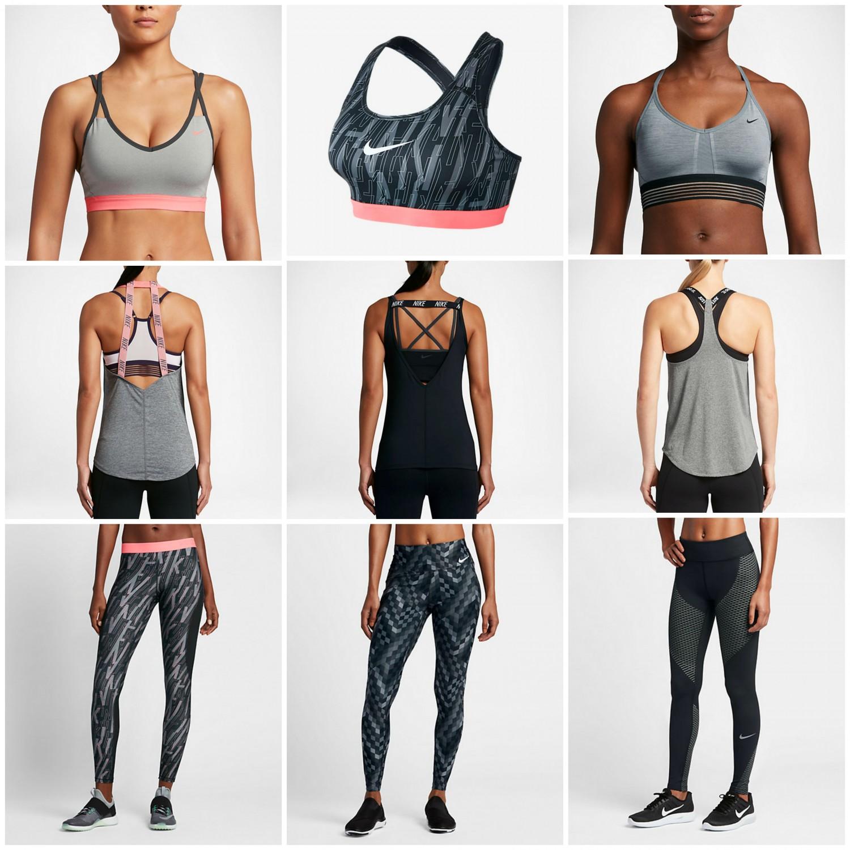 nike træningstøj til kvinder